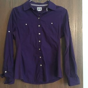 Button Down Converse Shirt
